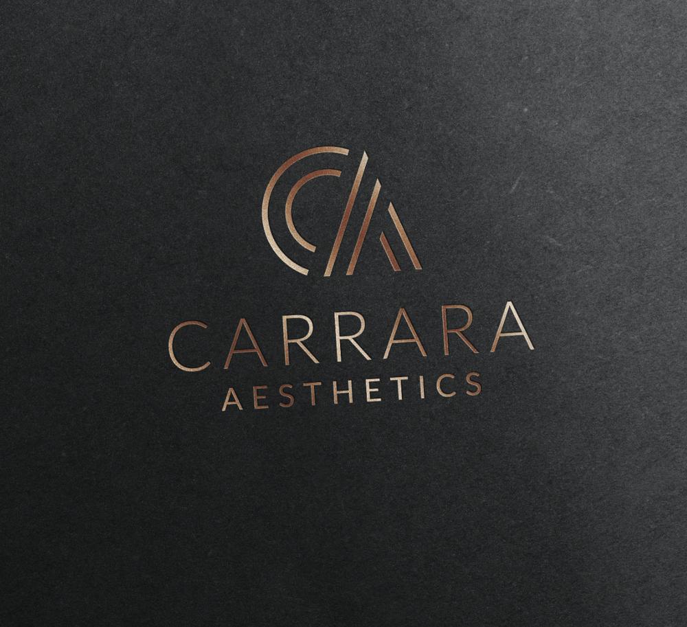Brand Identity Design: Carrara Aesthetics - image 21 - student project