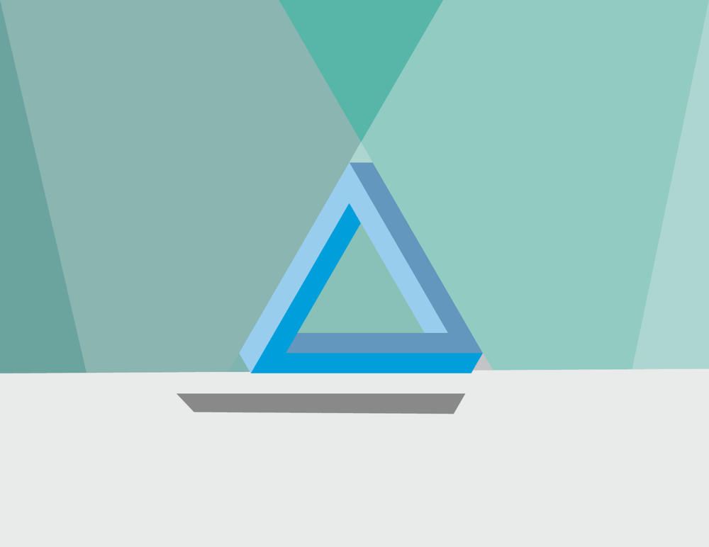 Impossible triangle - image 1 - student project