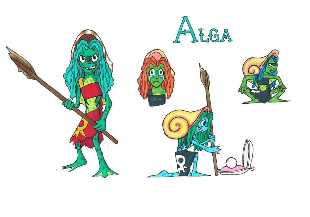 Alga: a Shipwreck scavenger - image 3 - student project