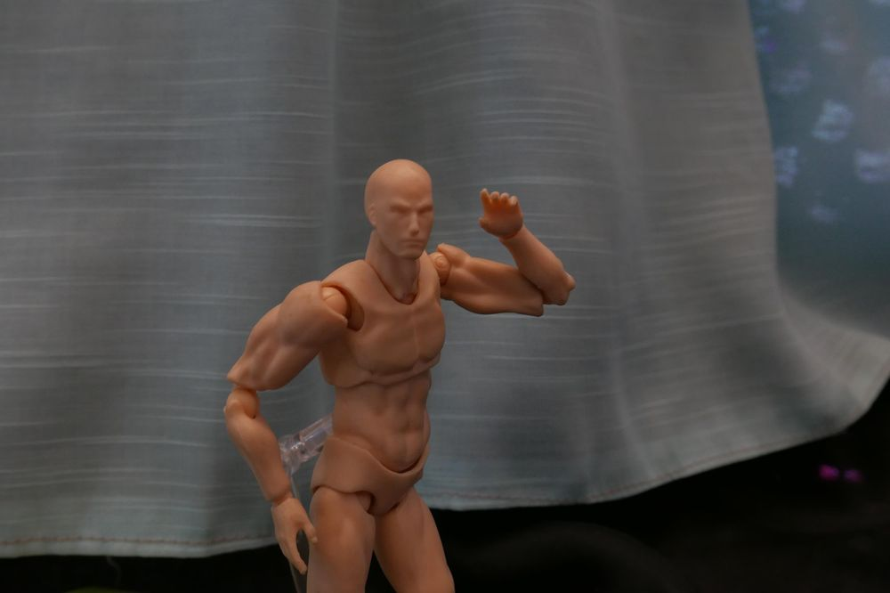 Practice Scenes With a Mannequin - image 2 - student project
