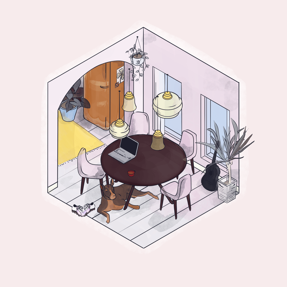 Isometric Illustration - image 2 - student project