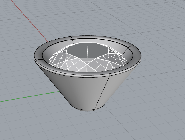 Bezels and Ring - image 1 - student project