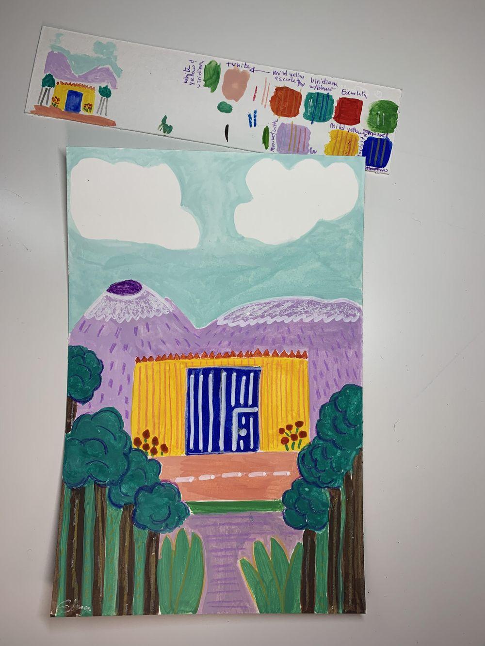 Casa de Puebla - image 3 - student project