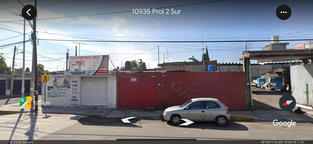 Casa de Puebla - image 1 - student project