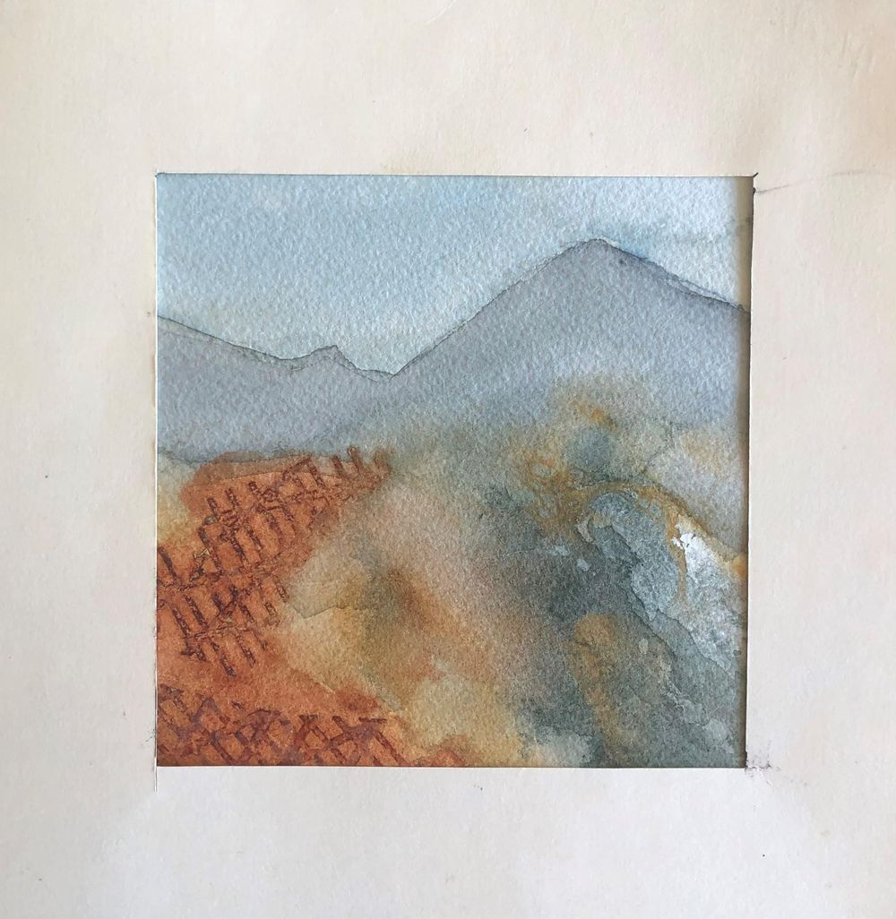 Abstract Landscape Crop - image 1 - student project