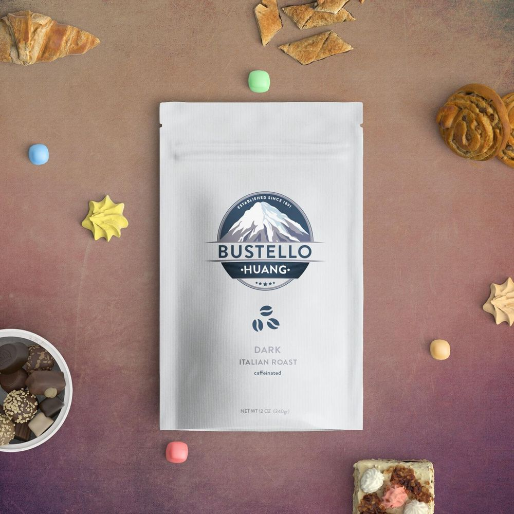 Bustello Coffee - image 4 - student project