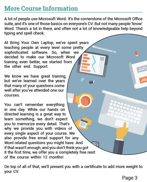 InDesign Project - image 5 - student project