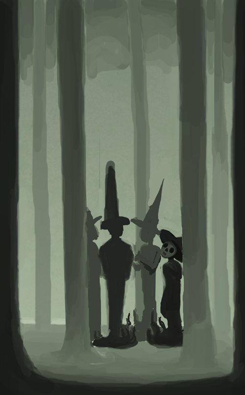 Storytelling Sequence  - image 37 - student project