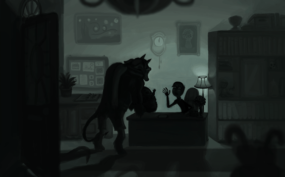 Storytelling Sequence  - image 38 - student project