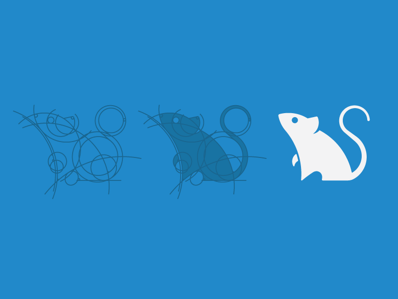 Deer Mouse Logo