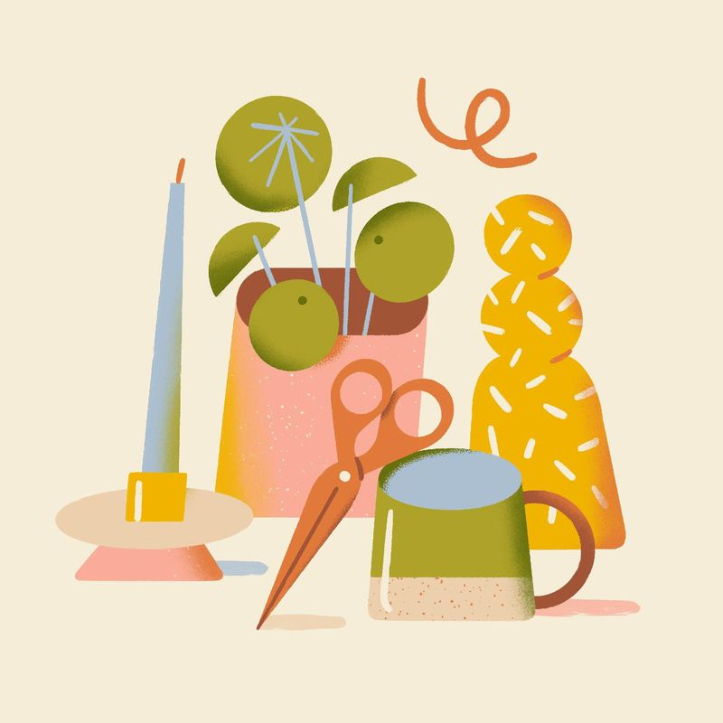 My graphic Still-life