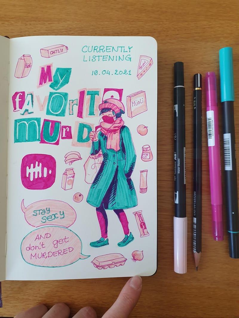 14 days of drawing fun