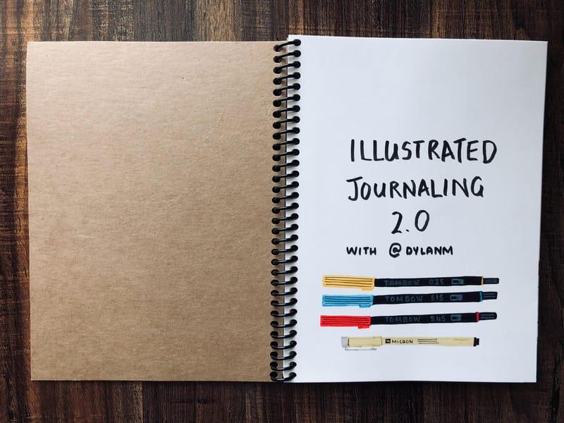 Harini's Illustrated Journal 2.0!