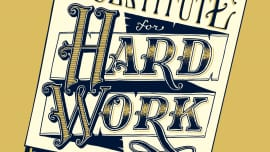 There is No Substitute for Hard Work
