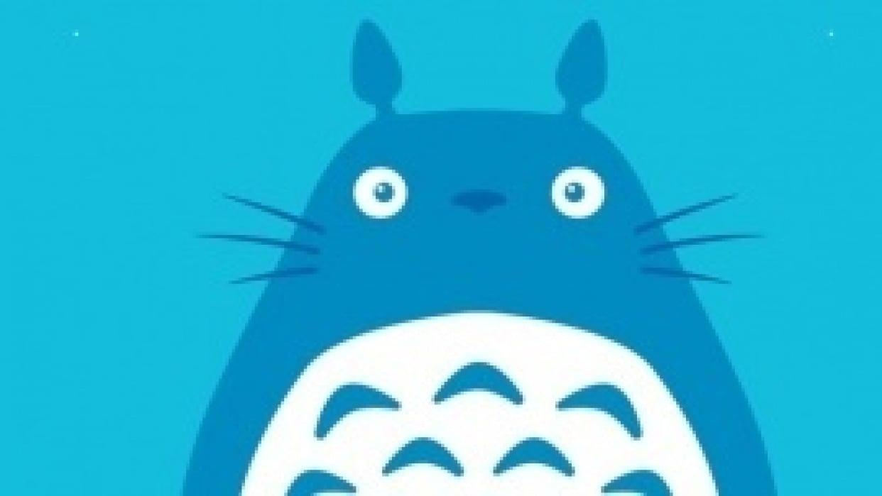 My Neighbor Totoro - student project