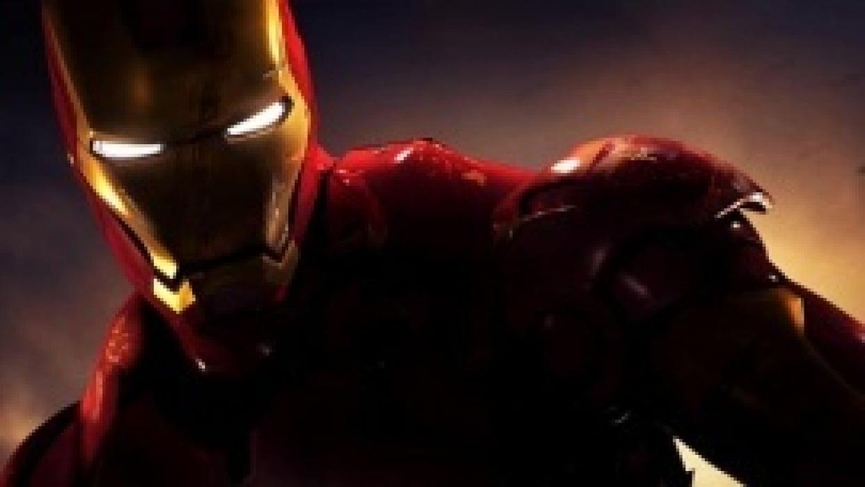 Iron Man Radar HUD - student project
