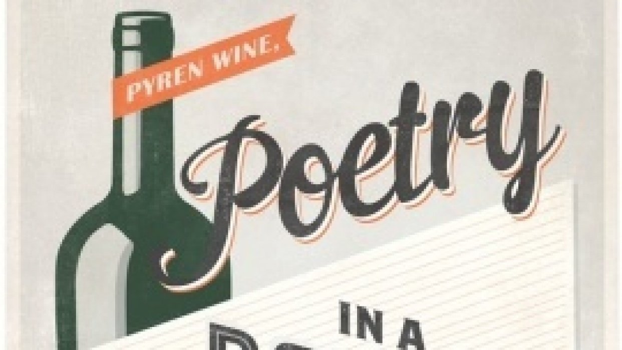 Pyren Wine Ad - student project