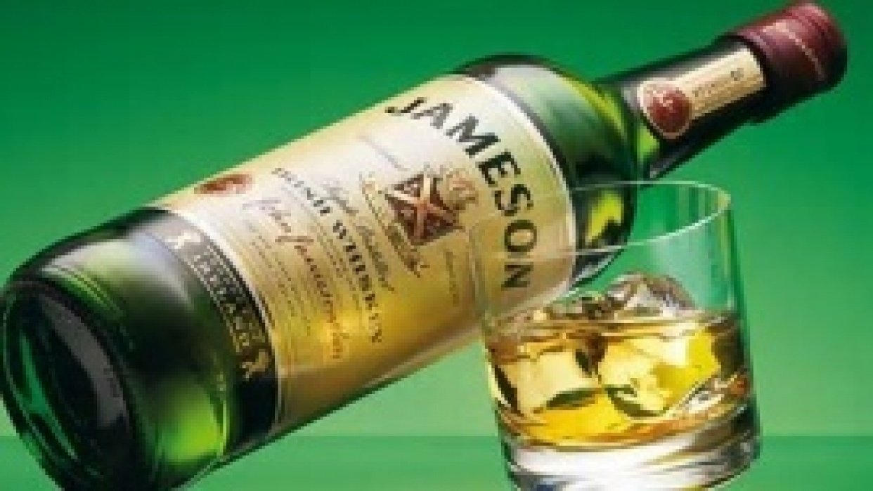 Jameson Irish Whiskey - student project