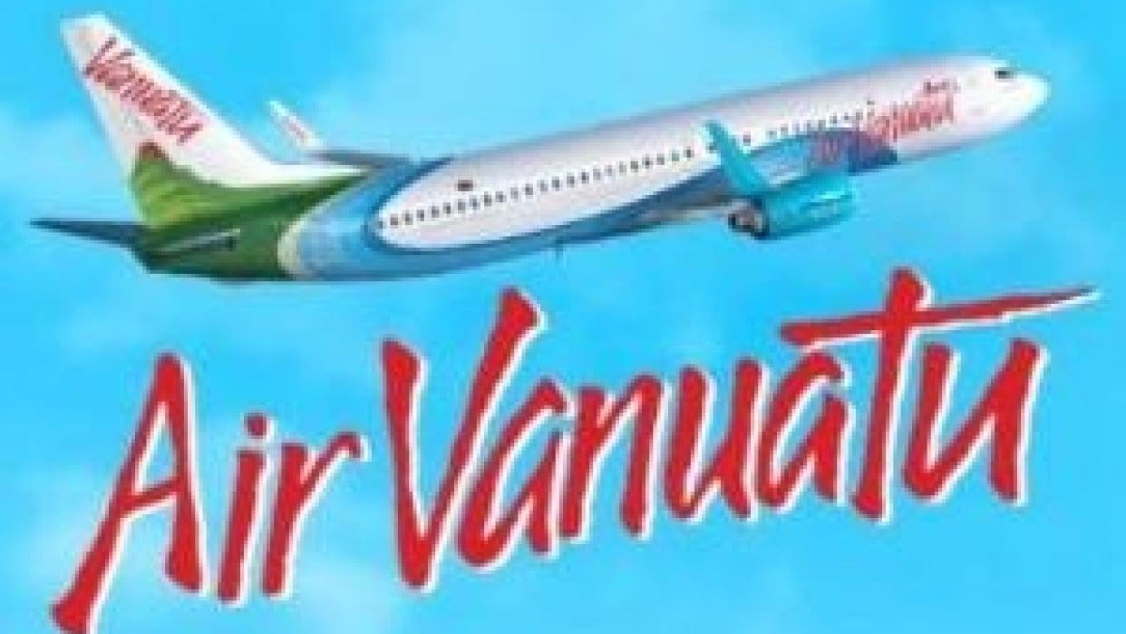 Air Vanuatu - student project