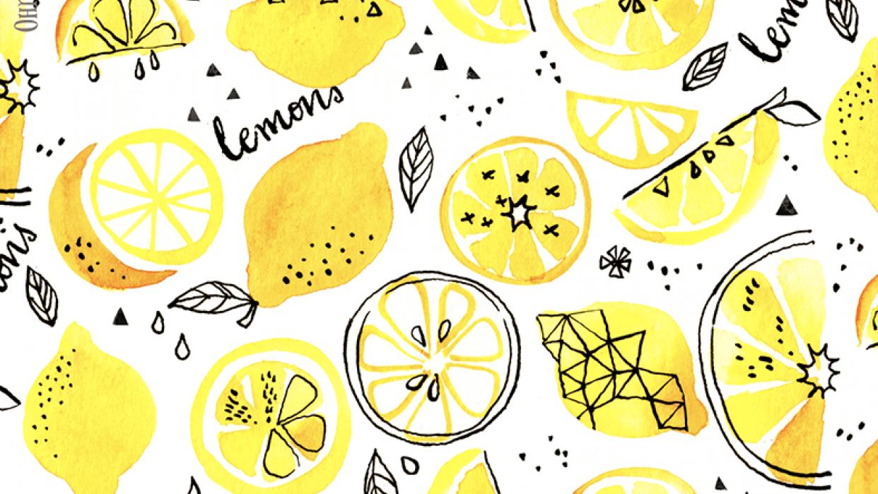 Zesty Lemons - student project