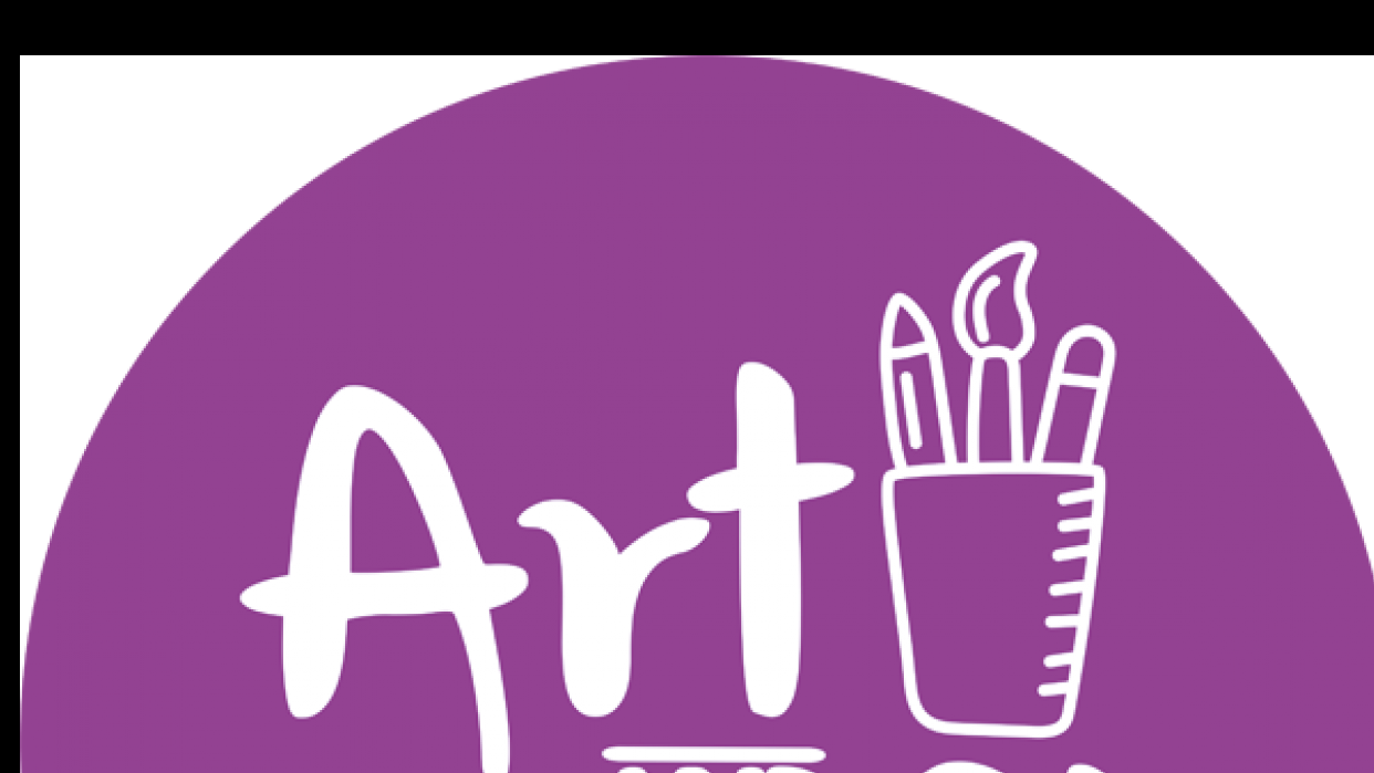 Art & Craft Logo Design - student project