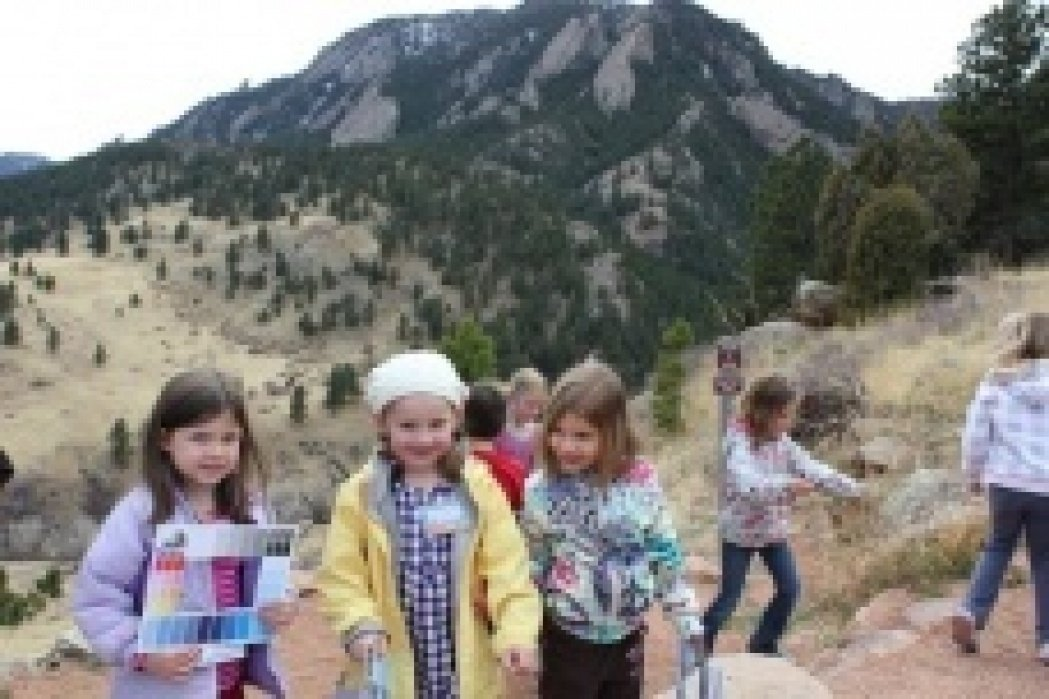 Mountain View Preschool Website Revision - student project