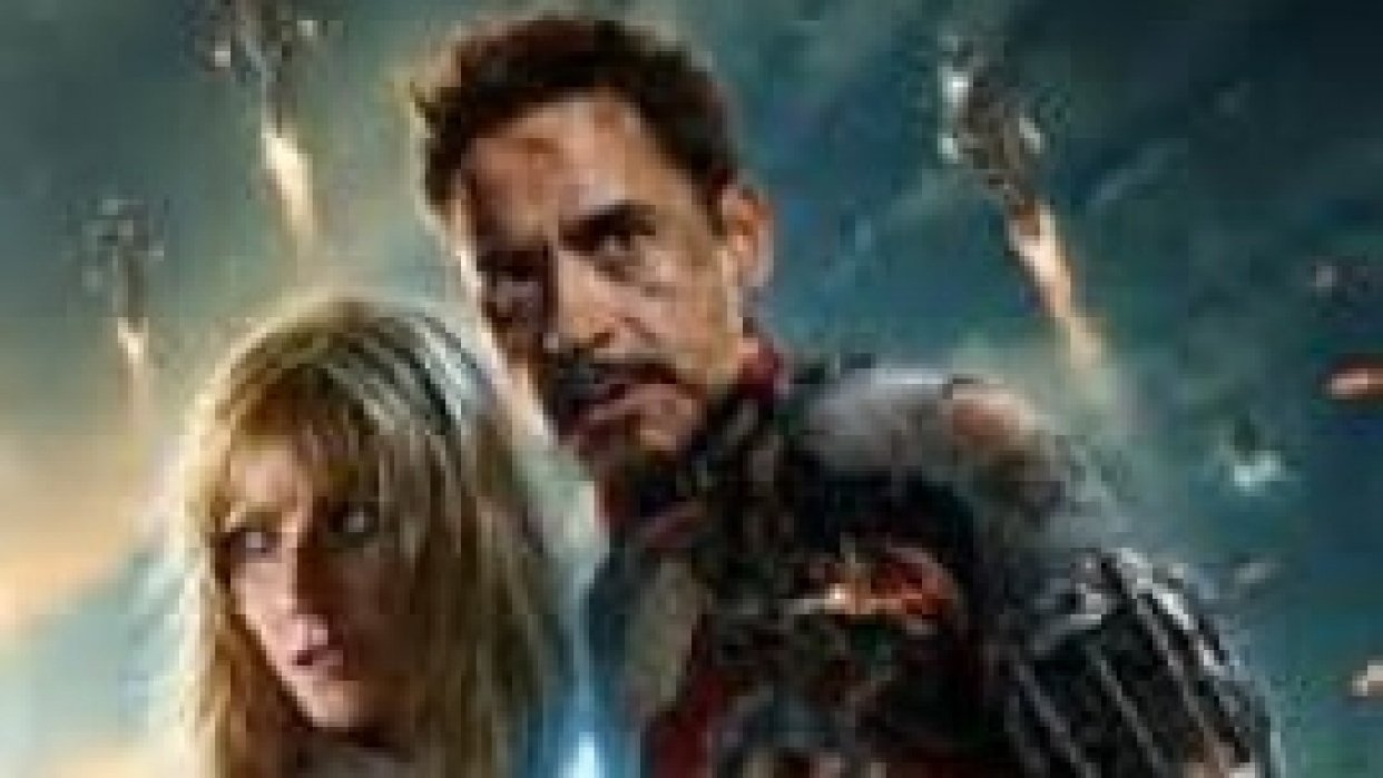 Review: Movie: Iron Man 3 - student project