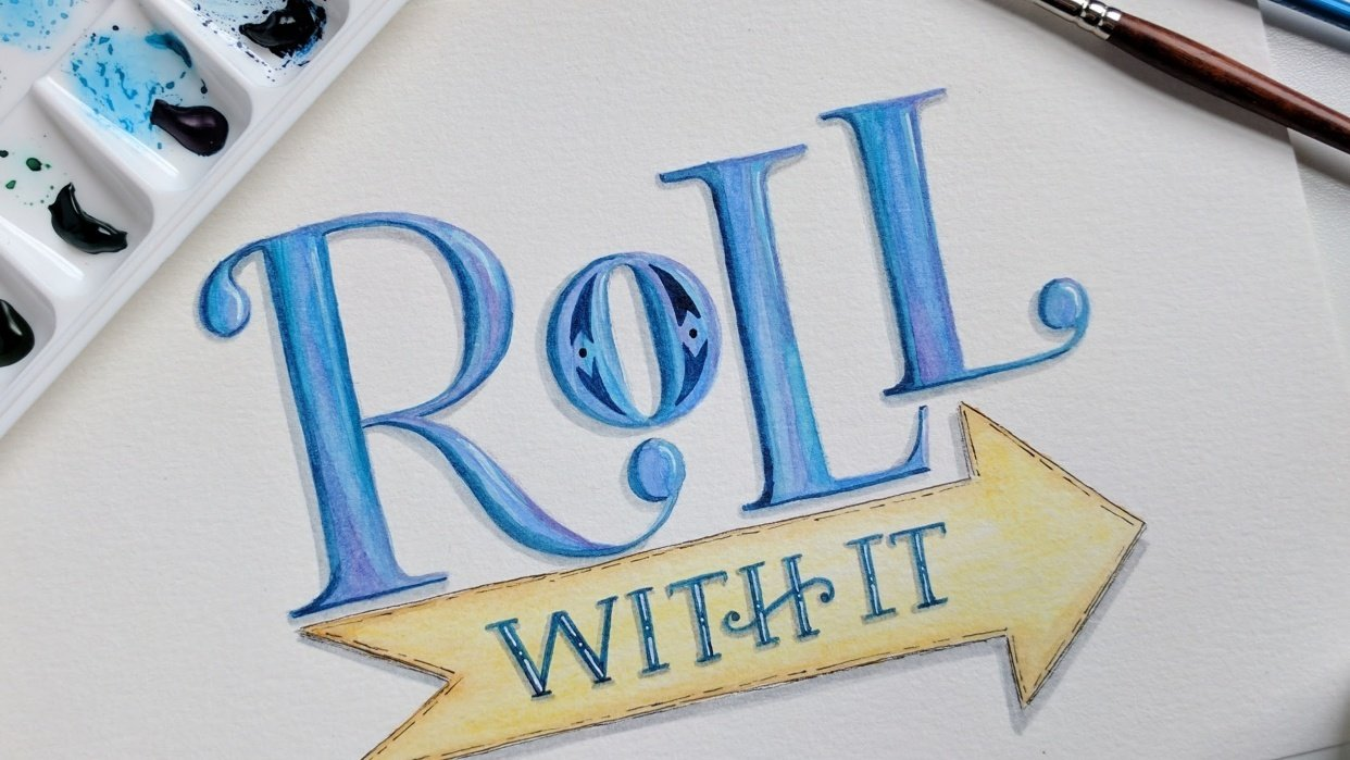 Roll With It  - student project