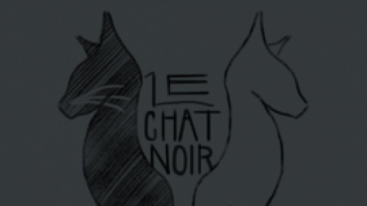 Le Chat Noir Wine - student project