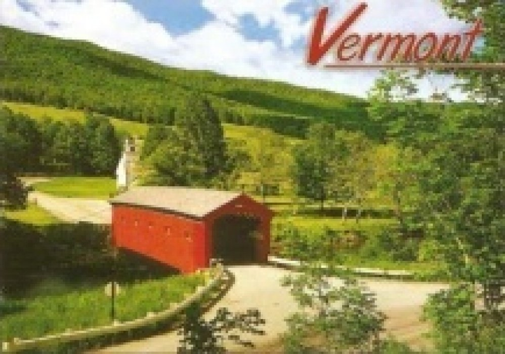 Vermont Maple syrup Label - student project