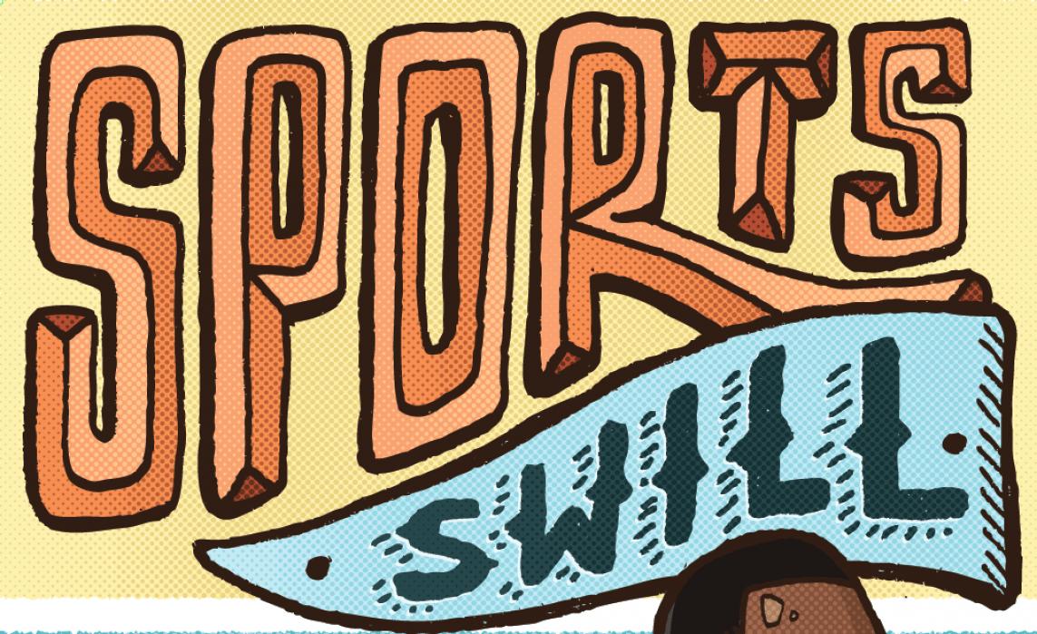 Sports Swill - student project