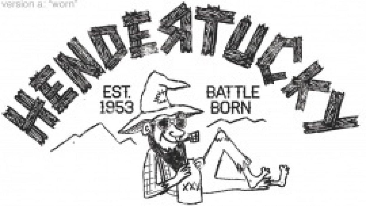 Hendertucky Logo & T-shirt Design - student project