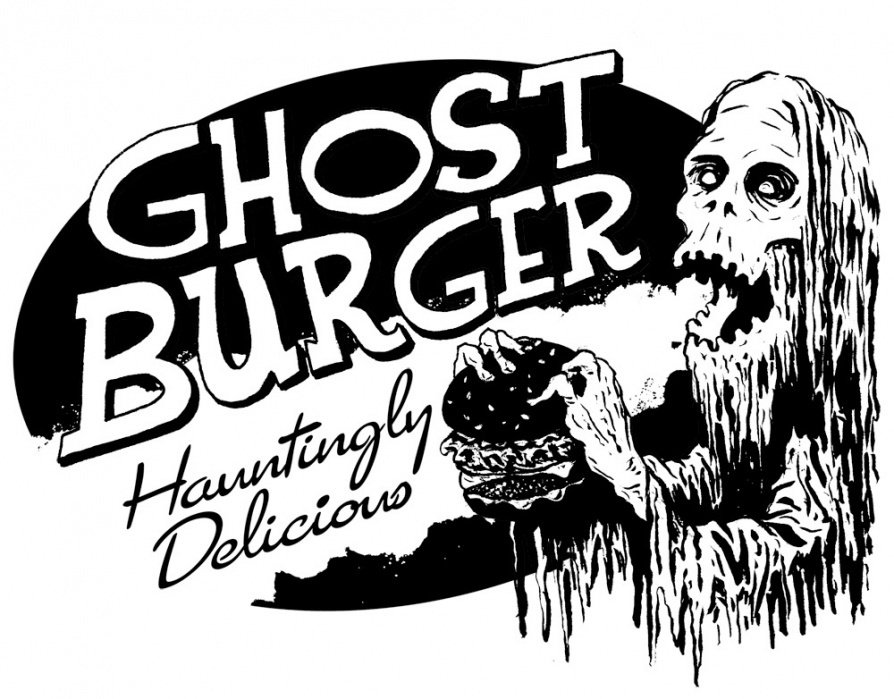 Ghost Burger - student project