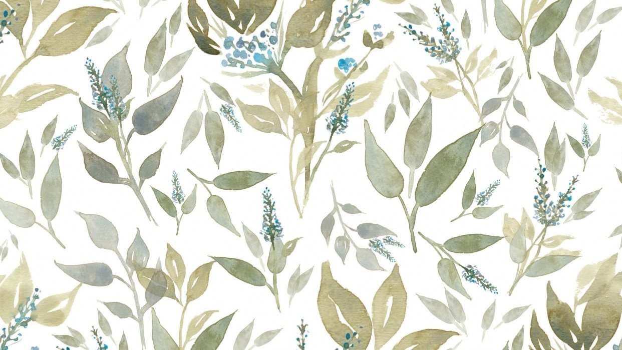 Bluebonnet Florals - student project