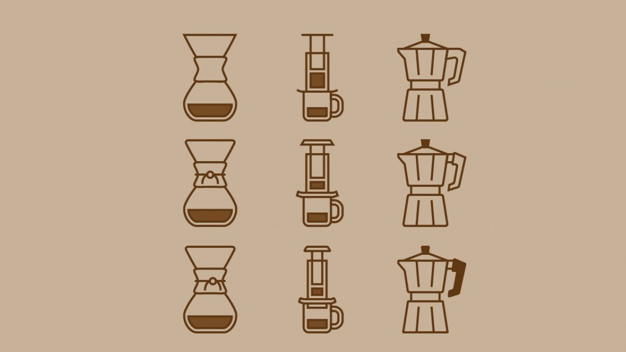 Coffee Tools - student project