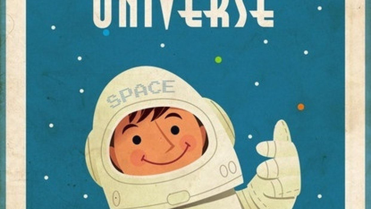 Explore the universe - student project