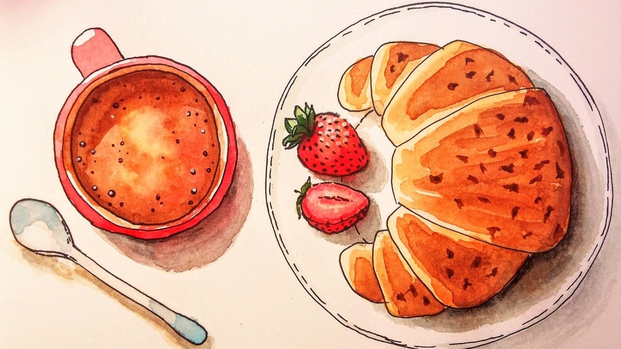 Breakfast maybe? :) - student project