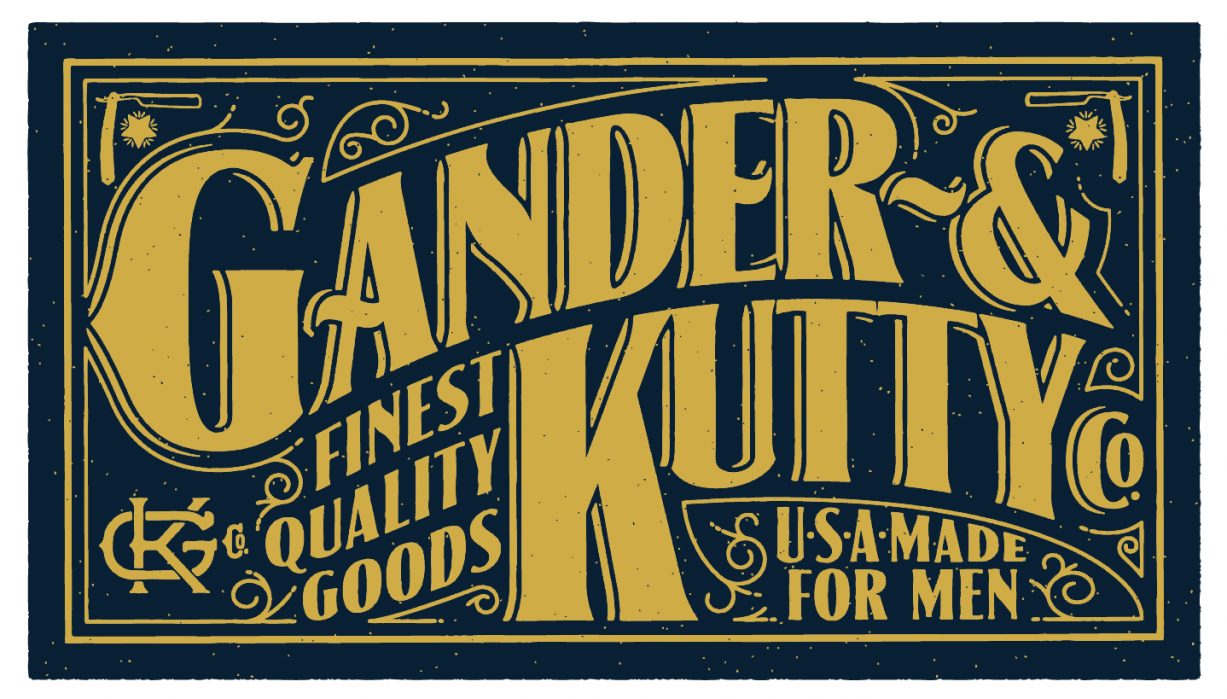 Gander & Kutty Co. - student project