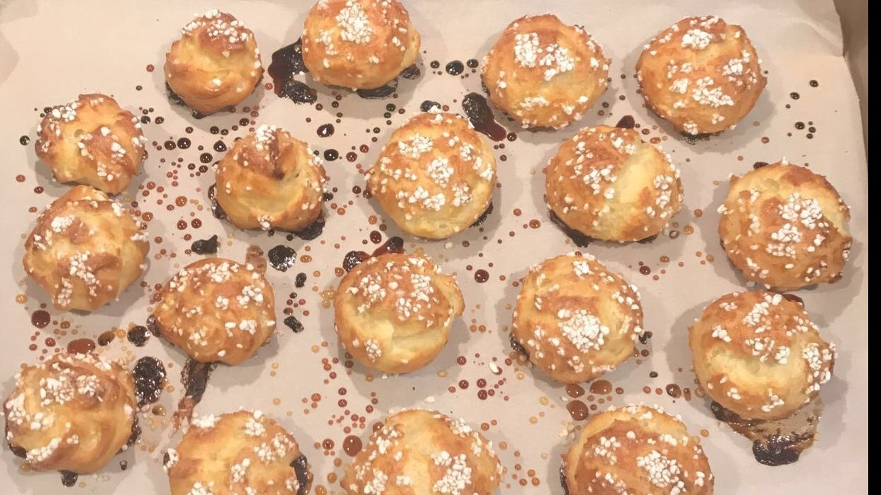 Chouquettes - student project