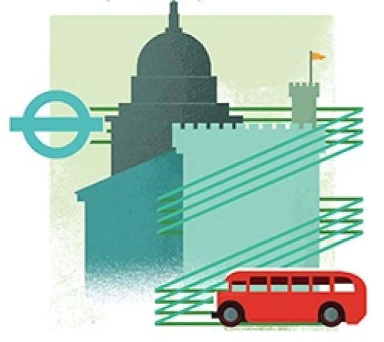 London tourism - student project