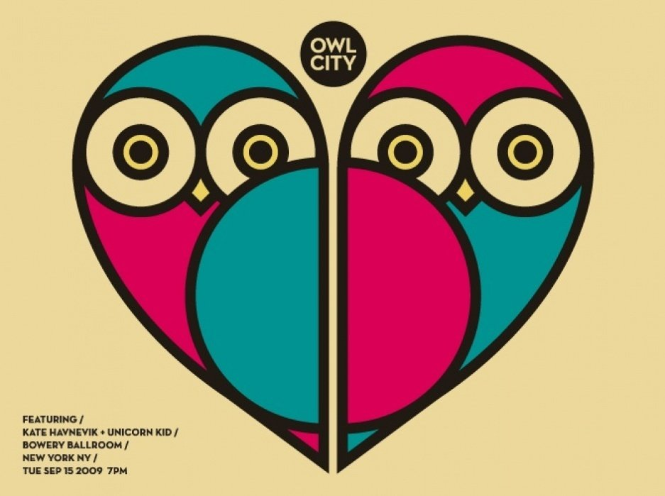 Owl City - student project