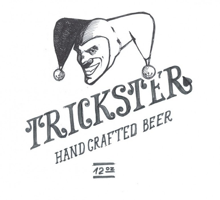 Trickster beer - student project