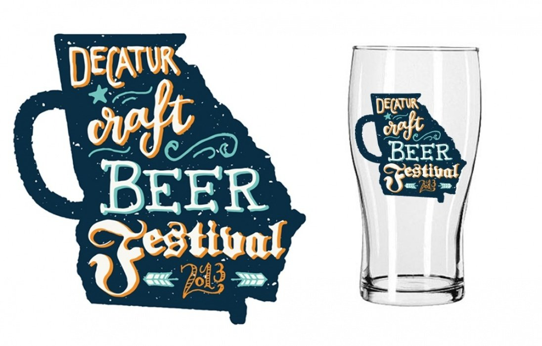 Decatur Craft Beer Festival - student project