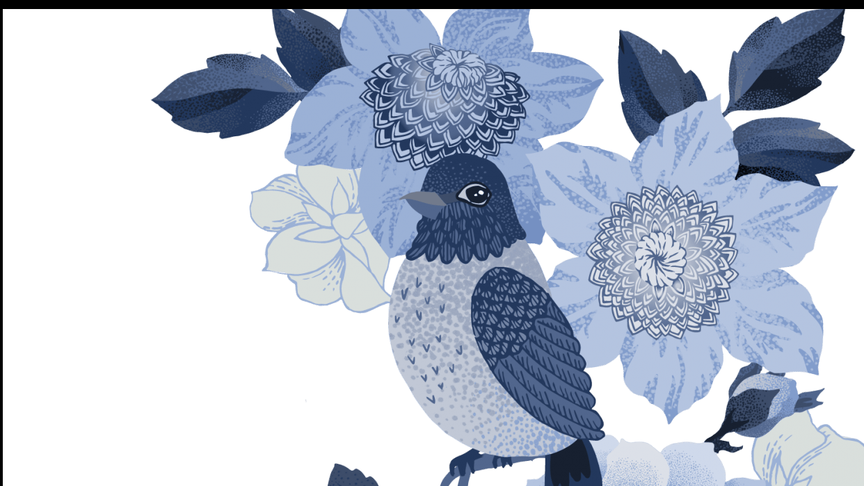 Une Petite Oiseau - student project