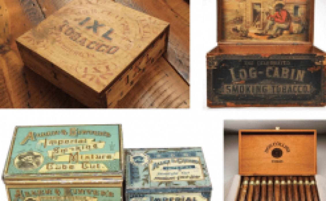 Harris & Sons Premium Cigars - student project
