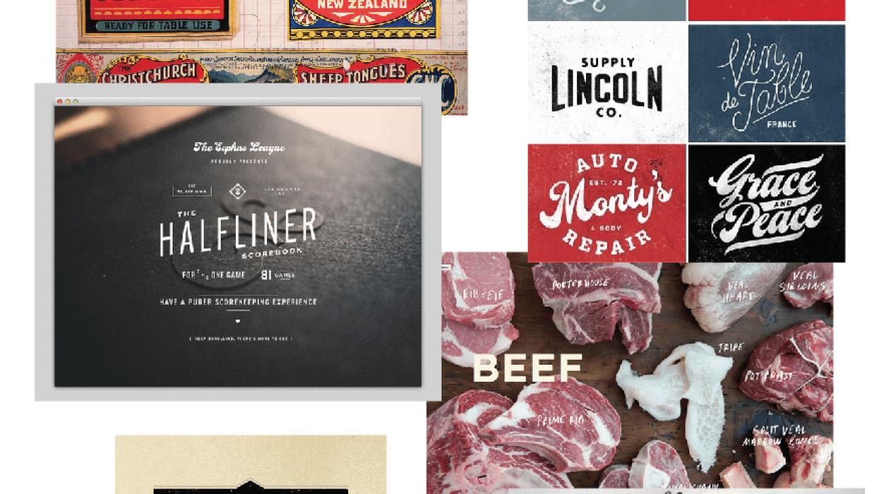 Springville Meats - student project