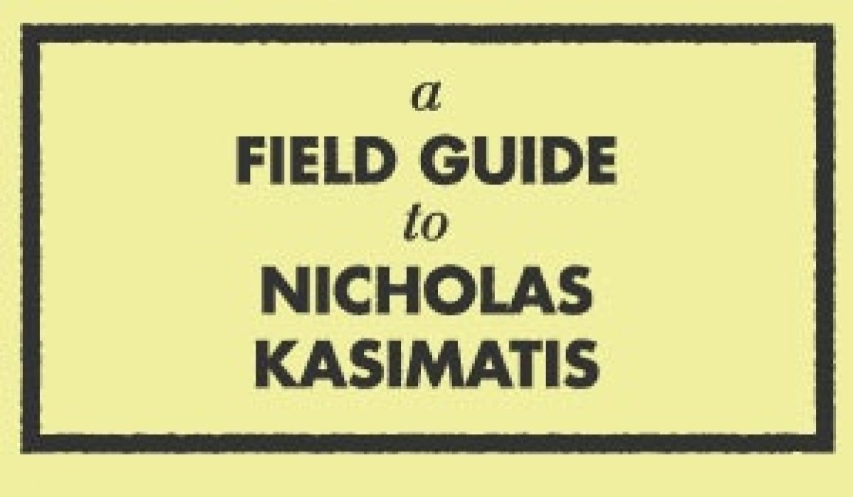 Field Guide to Nick - student project