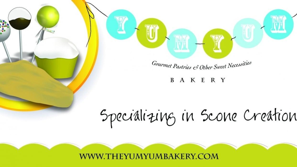 Yum Yum Bakery - student project