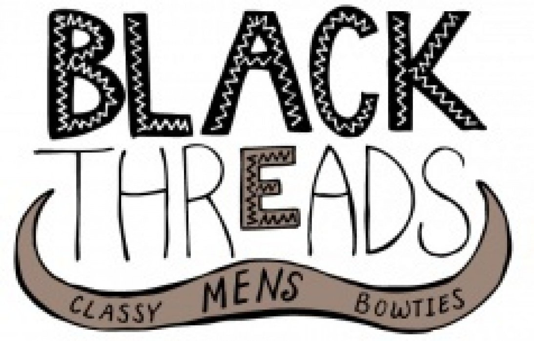 Black Threads-Bow Ties - student project