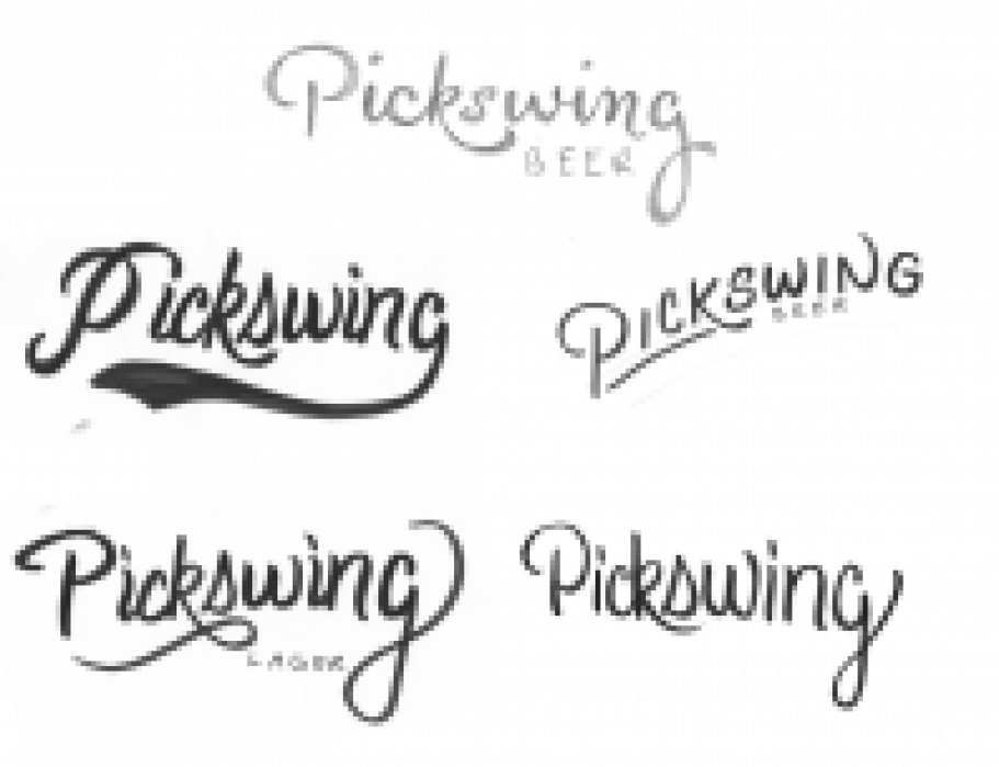 Pickswing Beer - student project